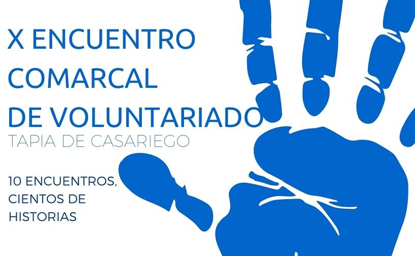 X encuentro comarcal de voluntariado_cabecera
