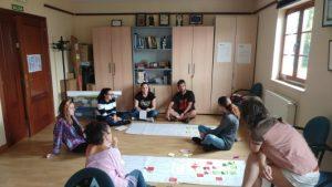 foto curso voluntariado 7 y 8 de julio de 2017